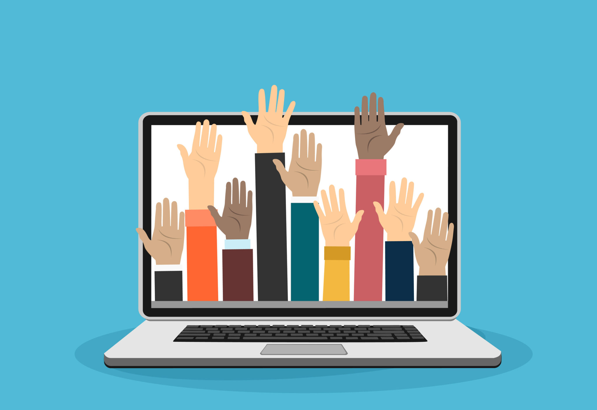 Virtual Volunteering: Tips to Engage Volunteers Remotely