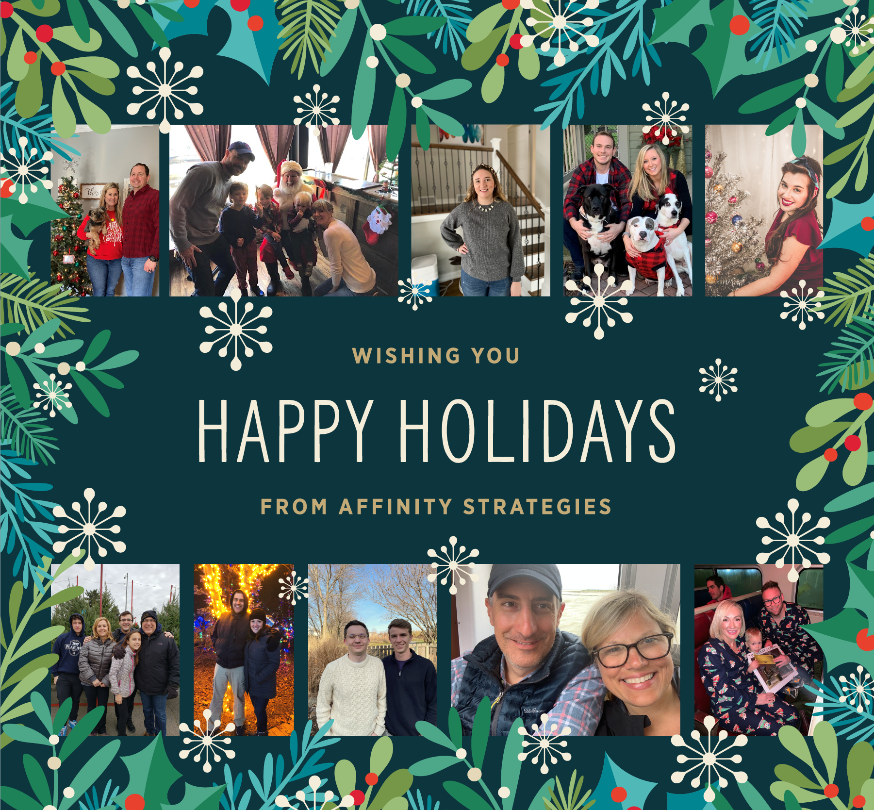 A Holiday Note from the Affinity Strategies Team