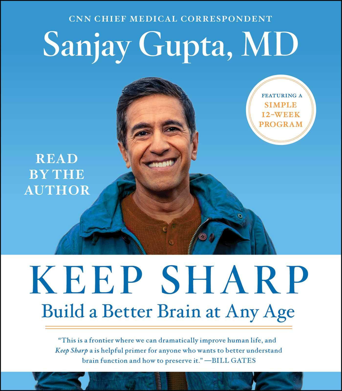Keep Sharp: Build a Better Brain at Any Age Book Review